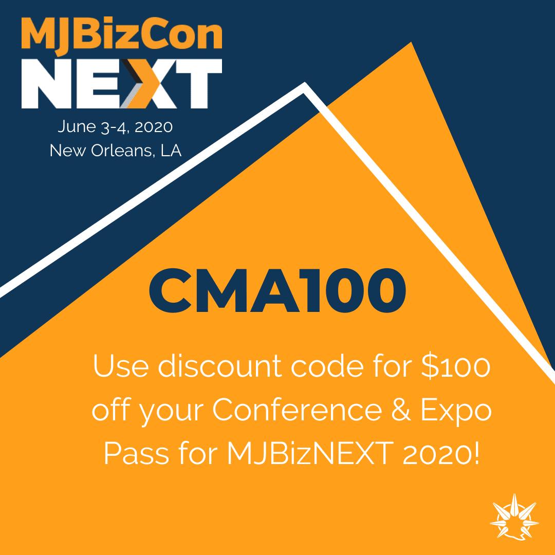 MJBizConNEXT Discount Code