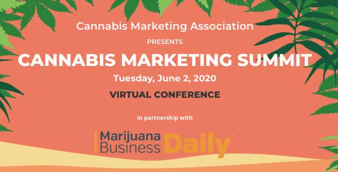 Cannabis Marketing Summit— Virtual Conference