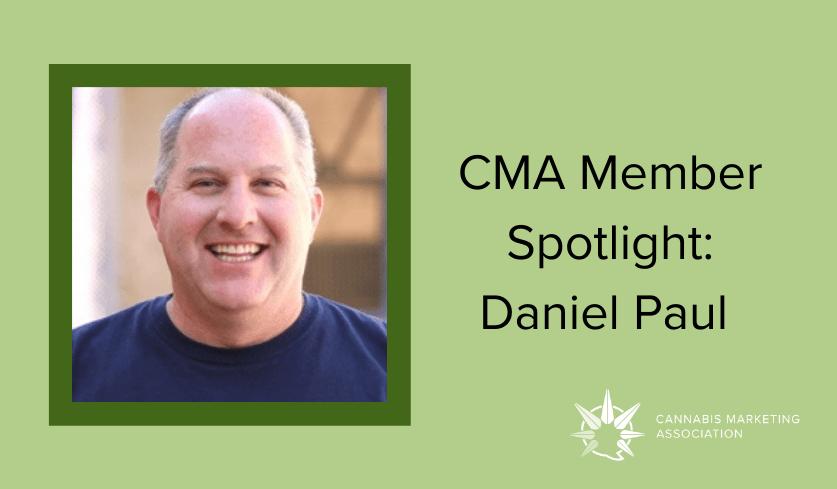 Member Spotlight: Daniel Paul