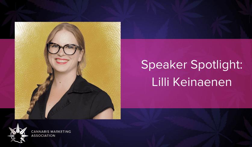 Speaker Spotlight: Lilli Keinaenen