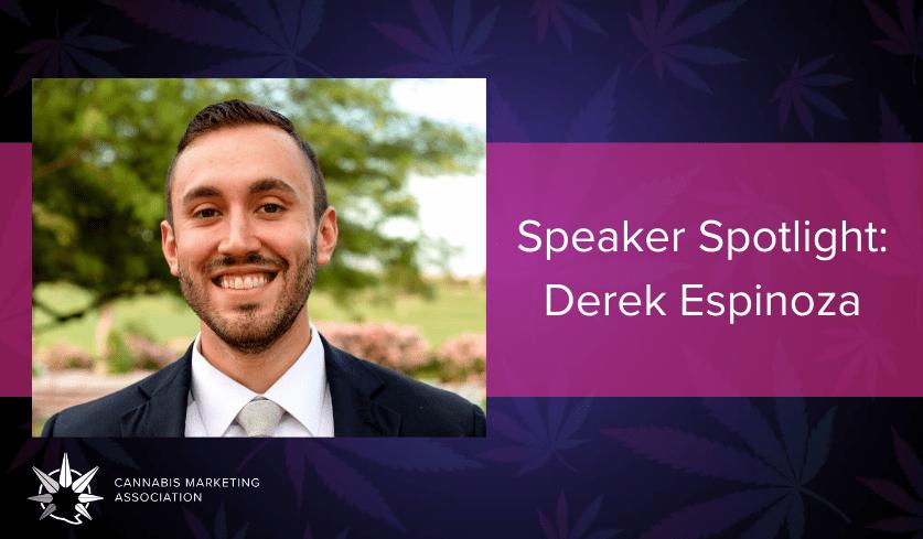 Speaker Spotlight: Derek Espinoza