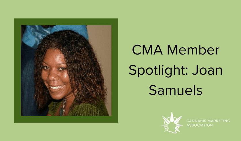 Member Spotlight: Joan Samuels