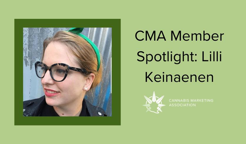 Member Spotlight: Lilli Keinaenen