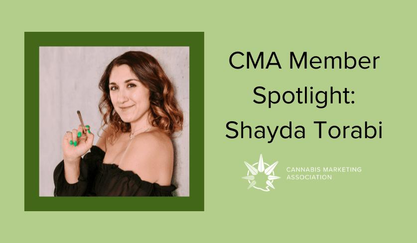 Member Spotlight: Shayda Torabi