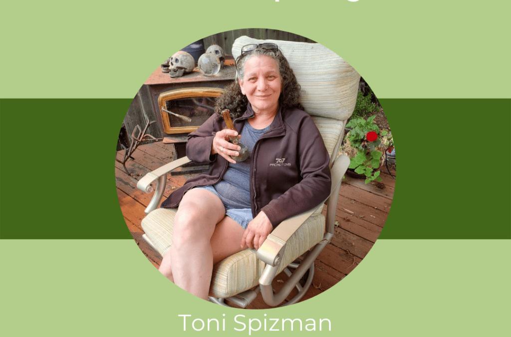Member Spotlight: Toni Spizman